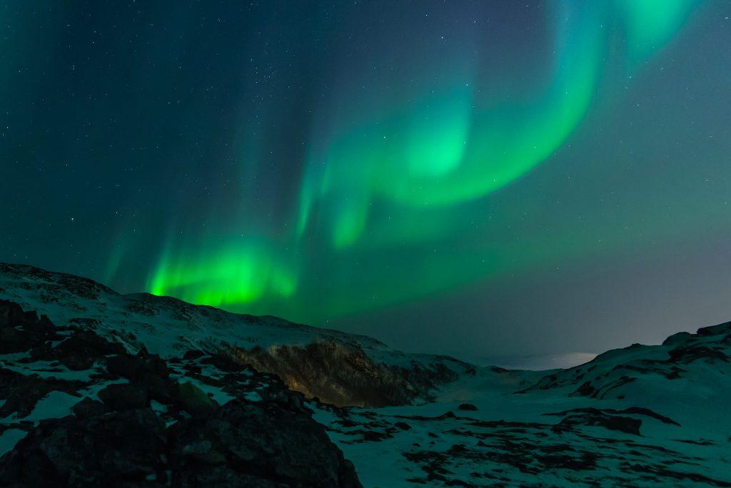Aurora Borealis - Die Inspiration zur Gründung von tihodigital